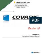 Installation de COVADIS v15 - Annexes