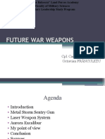 Future   war weapons