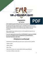 Mini4wd Regolamento EMR