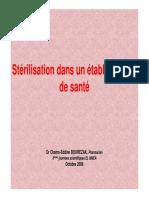 Em03 Bourezak Sterilisation