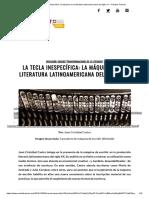 La tecla inespecífica_ la máquina en la literatura latinoamericana del siglo XX – Revista Transas.pdf