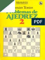 Toran Roman - Problemas de Ajedrez-2, 1980-OCR, Exe, 224p