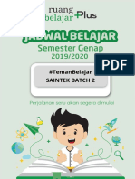 Jadwal Belajar SAINTEK BATCH 2.pdf