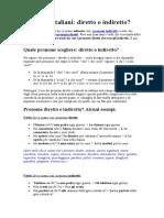 I pronomi italiani diretto o indiretto.docx