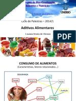 Aditivos - ciclo de palestras -1.ppt
