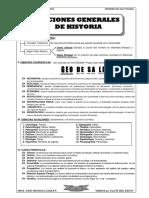 FICHA HISTORIA N° 1 - INTRODUCCIÓN A LA HISTORIA 1°
