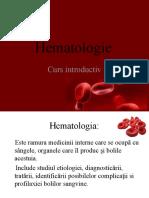 10.Hematologie hematopoieza