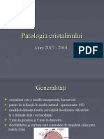 7.Patologia cristalinului