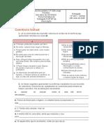 Ficha Formativa 12º - coerencia textual
