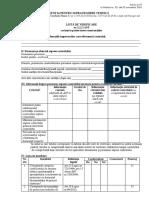 LISTĂ DE VERIFICARE nr.2.2.2_AST cerințe la proiectarea construcțiilor_Proiectarea_Constructii