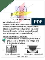 Localization Techniques OHP