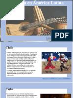 Música en América Latina