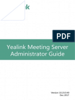 Yealink_Meeting_Server_Administrator_Guide_V10.23.0.40