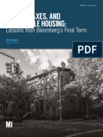 Zoning, Taxes, and Affordable Housing