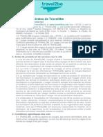 Conditions générales de Travel2be.pdf