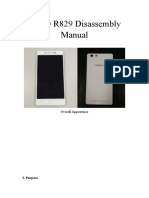 R829 Disassembly Manual