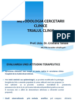TRIALUL CLINIC - ppt
