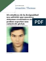 Piketty y Coronavirus