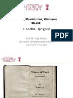 Klassik VL Folien_3. Sitzung (12.05.)