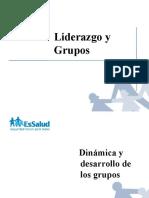 liderazgo y grupos