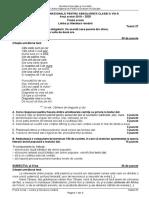EN_VIII_Limba_romana_2020_Testul_27.pdf