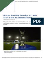 Guia do Brasileiro Feminino A-1_ tudo sobre a elite do futebol nacional - Confederação Brasileira de Futebol.pdf