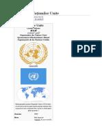 Rolul ONU În Sistemul de Securitate Global