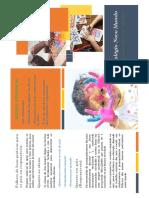 Folheto de boas práticas para os pais ou responsáveis