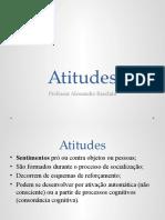 Atitudes Aroldo Rodrigues