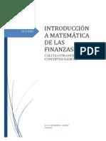 Calculo Financiero Mba 2020marzo II