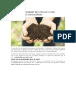 Conheça os principais tipos de solo e suas fundações mais aconselháveis
