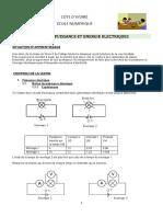 PUISSANCE ET ENERGIE ELECTRIQUE valide