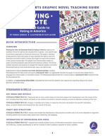 Drawing the Vote Teaching Guide