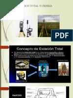 ESTACION TOTAL Y CRISMA.pptx