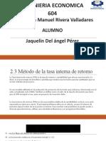 Inv Jaquelin Del Angel Perez