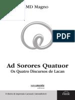 MAGNO [2007]Ad Sorores Quatuor [os 4 discursos]