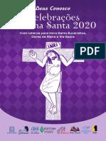Livreto Semana Santa 2020