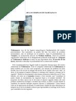LA COSMOLOGIA DE LOS TEMPLOS DE TIAHUANACO