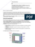 MAQUINAS ELECTRICAS 7º 3ª TRANSFORMADOR IDEAL PROF.PASQUALE JOSE