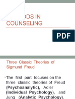 METHODS IN COUNSELING