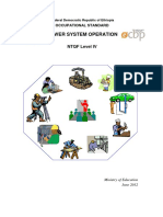 OS Power System Operation L4