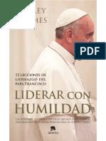 Liderar con humildad P Francisco prólogo