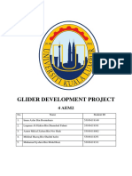 GLIDER DEVELOPMENT PROJECT