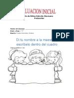 EXAMEN  DE DIAGNOSTICO 1ero 2017