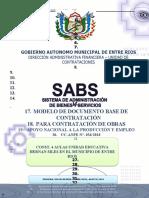 DBC BOLIVIA CONST AULAS