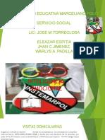 DIAPOSITIVA SERVICIO SOCIAL