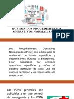 PROCEDIMIENTO OPERATIVO NORMALIZADO PRESENTACION (1)