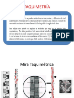 DIAPOSITIVAS TAQUIMETRIA