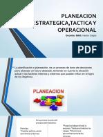DIAPOS PLANEACION  estrategica, tactica y operac(1)