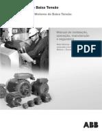 Standard Manual Low Voltage Motors PT